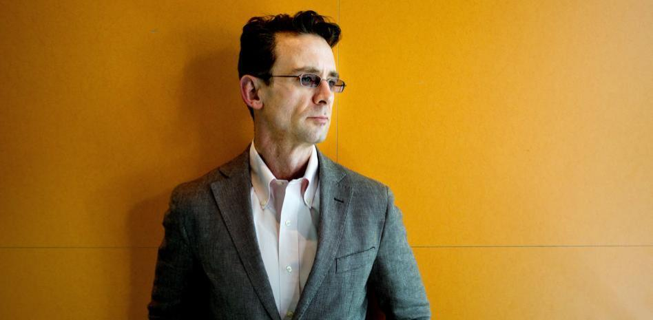 "Chuck Palahniuk: ""The Bible lacks sex scenes""."